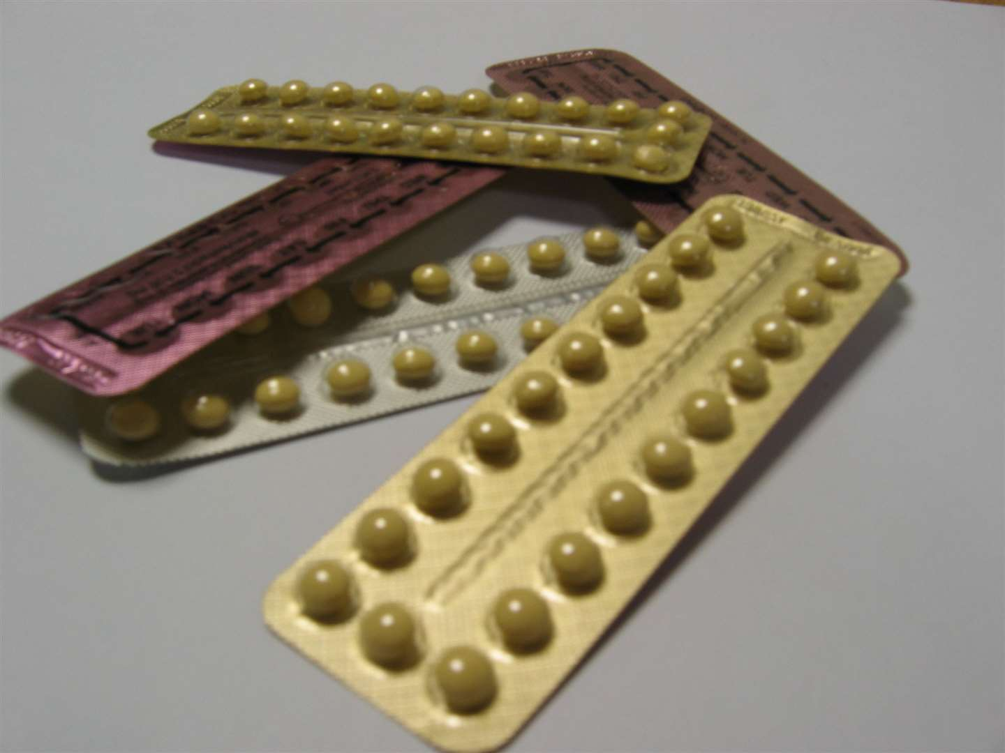 Blood clots are a recognised side effect of contraceptive pills