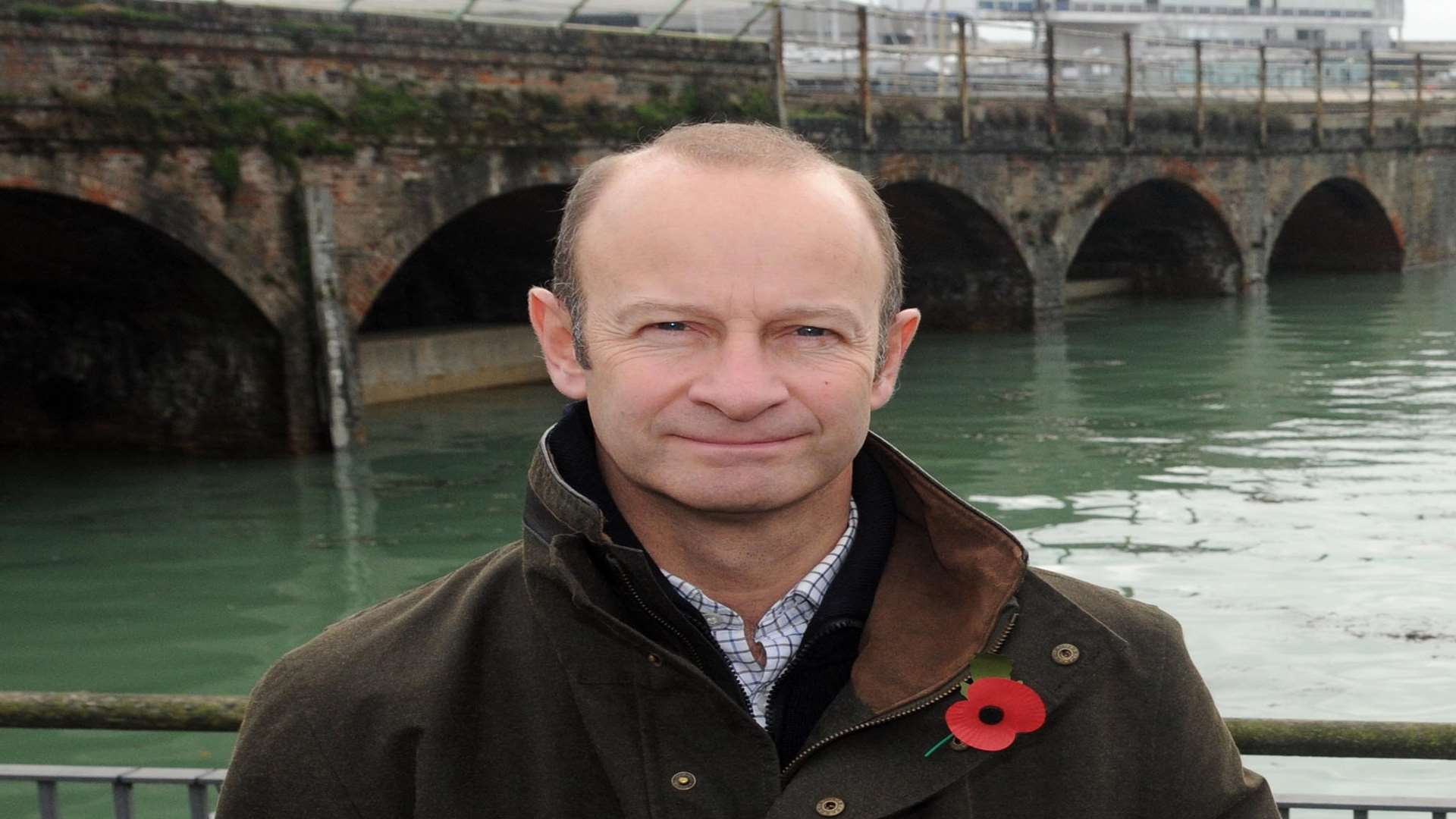 Henry Bolton, who stood in the police and crime commissioner election