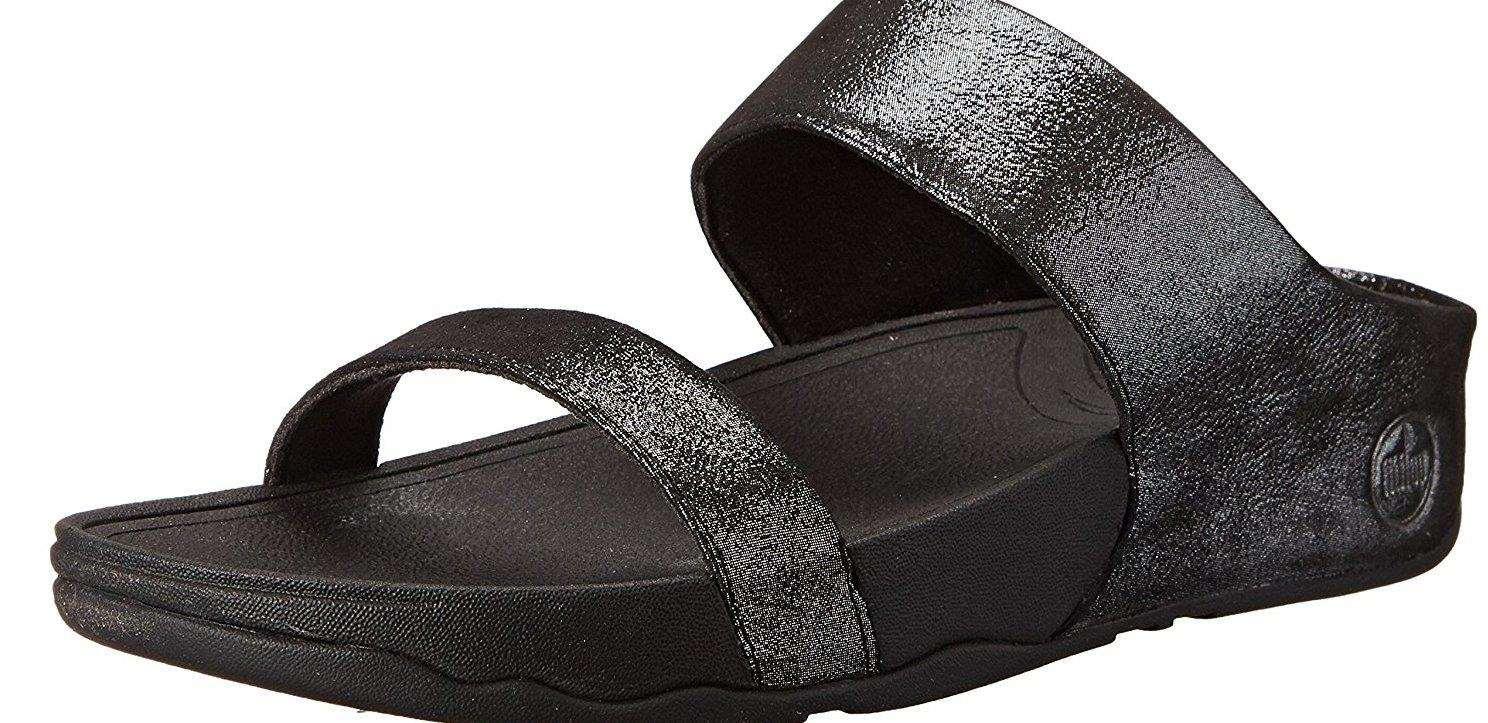 17cecdbf96f Amazon will have big discounts on FitFlop glitterball open-toe sandals