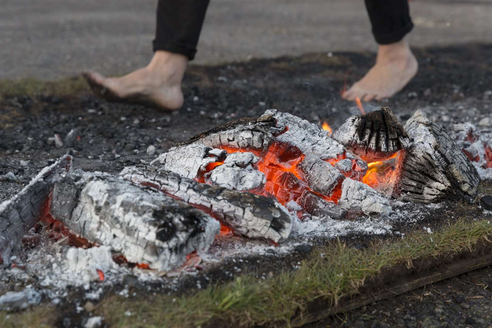 The firewalk takes place on Sunday, September 29