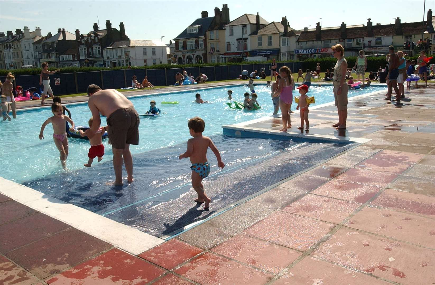 Walmer Paddling Pool has said a reopening date will be announced soon