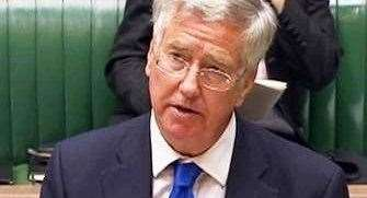 Sir Michael Fallon will step down from his Sevenoaks seat