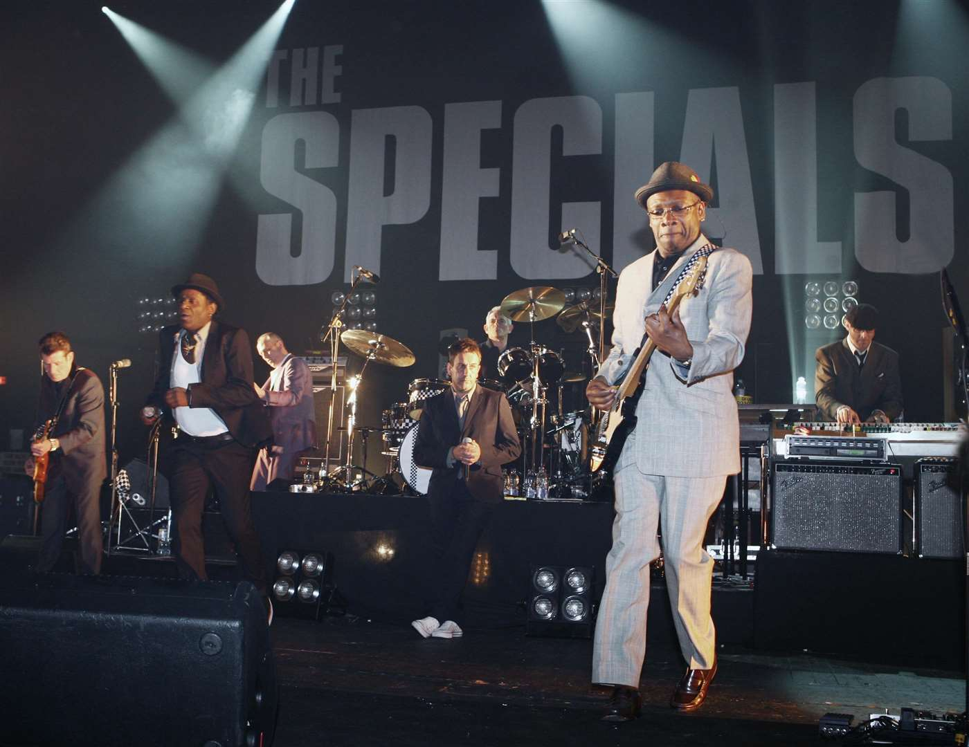 The Specials are playing Margate Winter Gardens