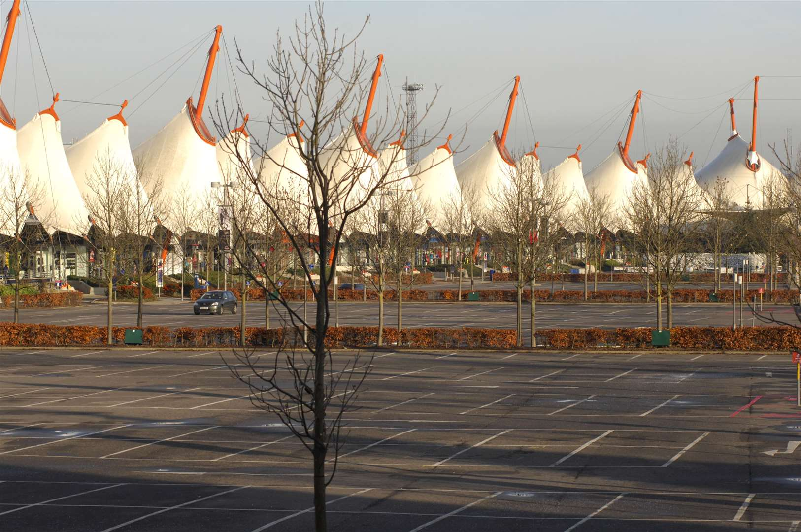 The Ashford Designer Outlet in 2010. Picture: Martin Apps