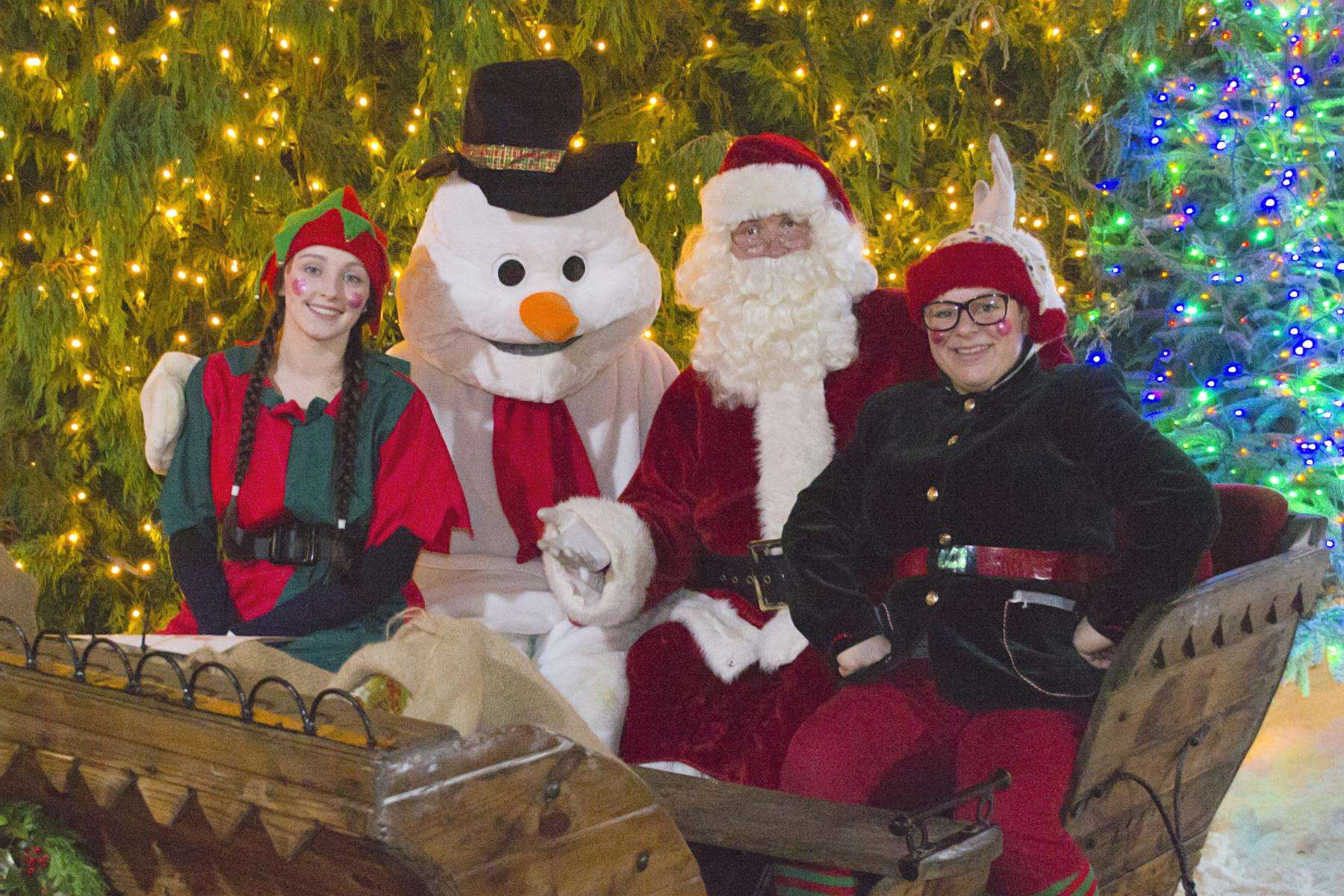 Santa is coming to the Rare Breeds Centre (5607047)