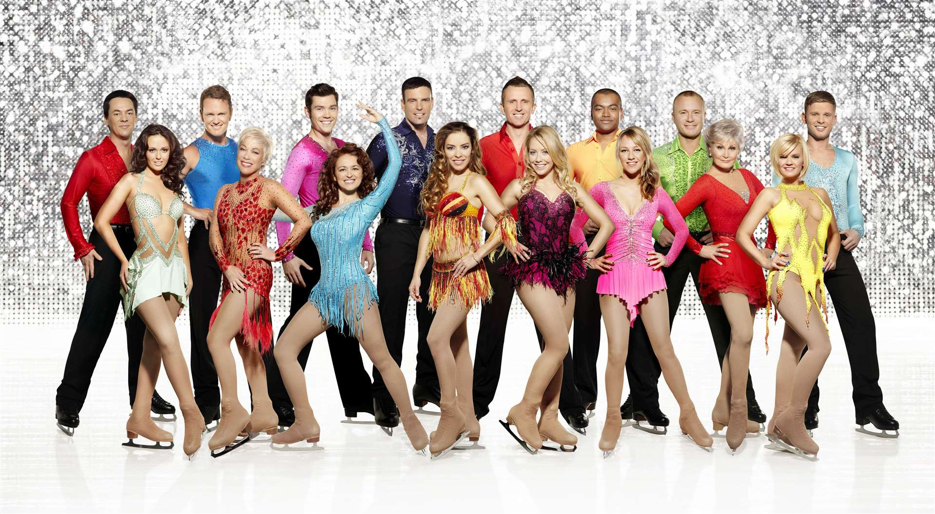 Kerry appeared on Dancing On Ice Picture: ITV, Nicky Johnston