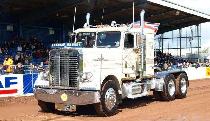 Truckfest powers in to the Hop Farm