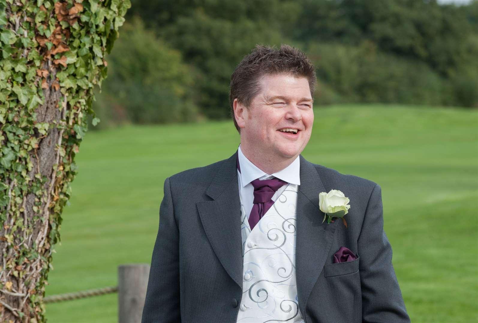 Baker Steve Davies has died