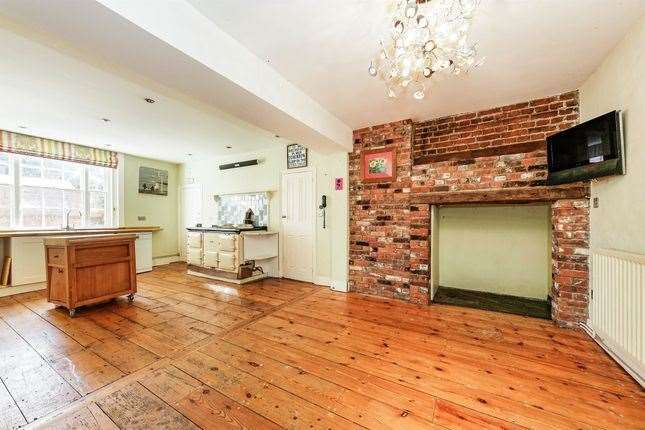 The house is valued at £1.5m. Picture: Zoopla / Connells