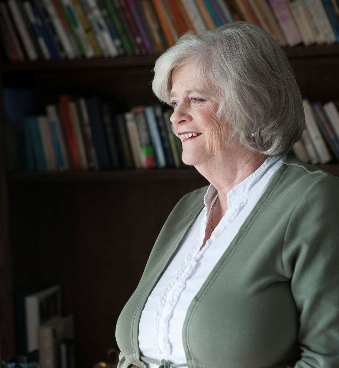 Ann Widdecombe will be sharing an evening with audiences in Kent
