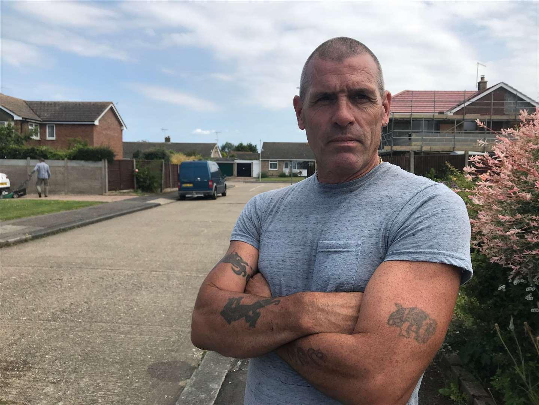 Dartford man's Herne Bay nightmare after jet ski bursts into
