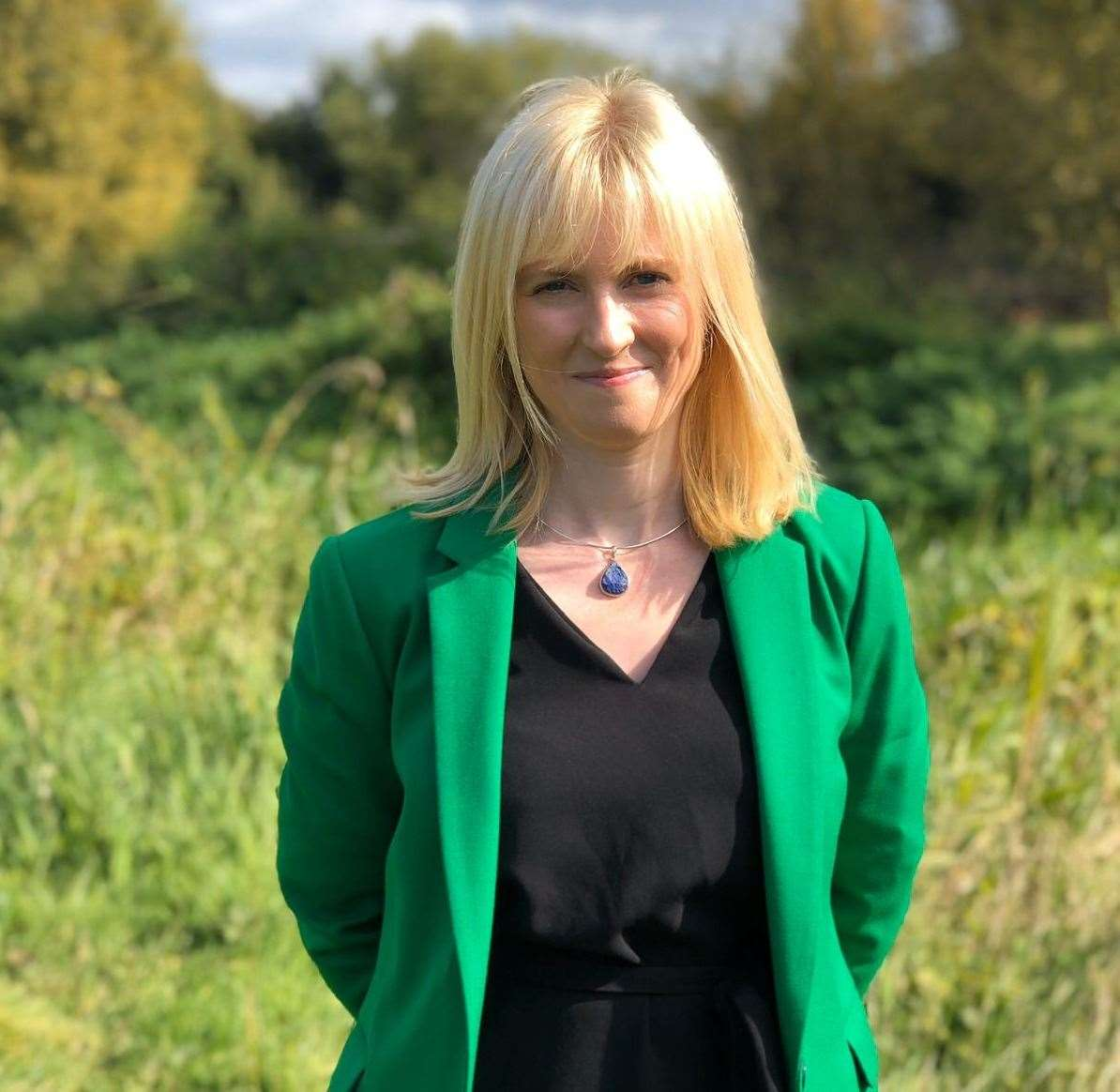 Rosie Duffield, MP