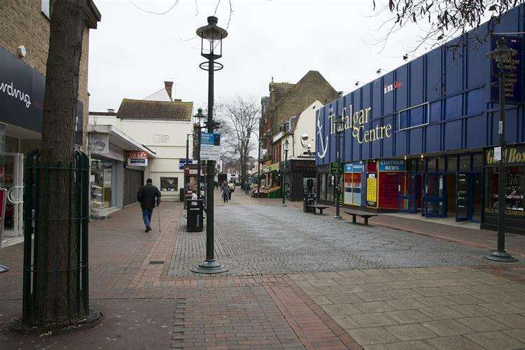 Chatham Town Centre will get new investment in the plans