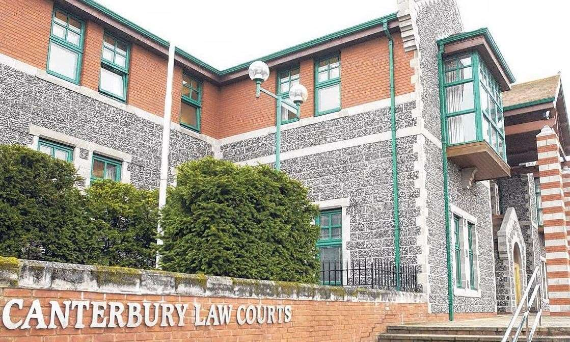 Smith was sentenced at Canterbury Crown Court