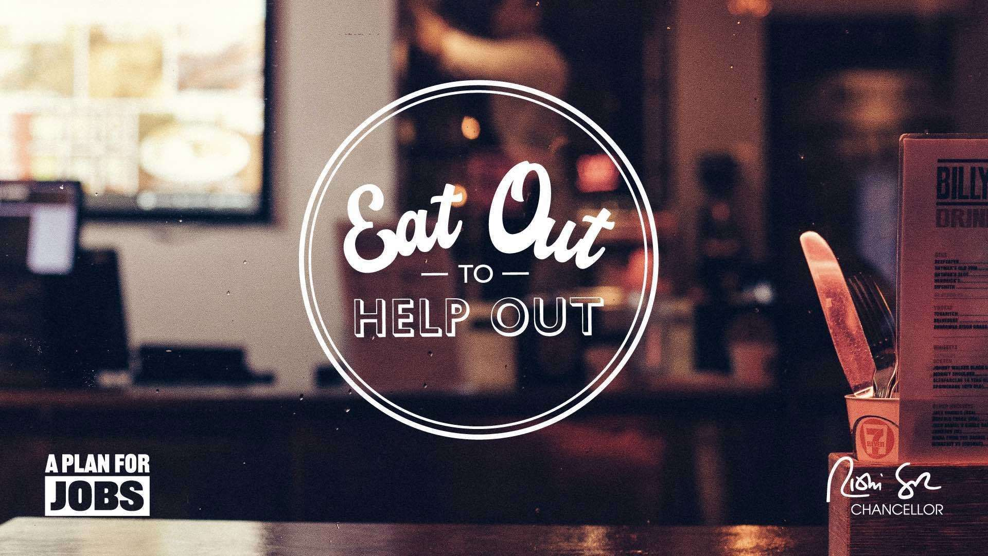 The Eat Out to Help Out Scheme runs throughout August. Picture: Conservatives.com