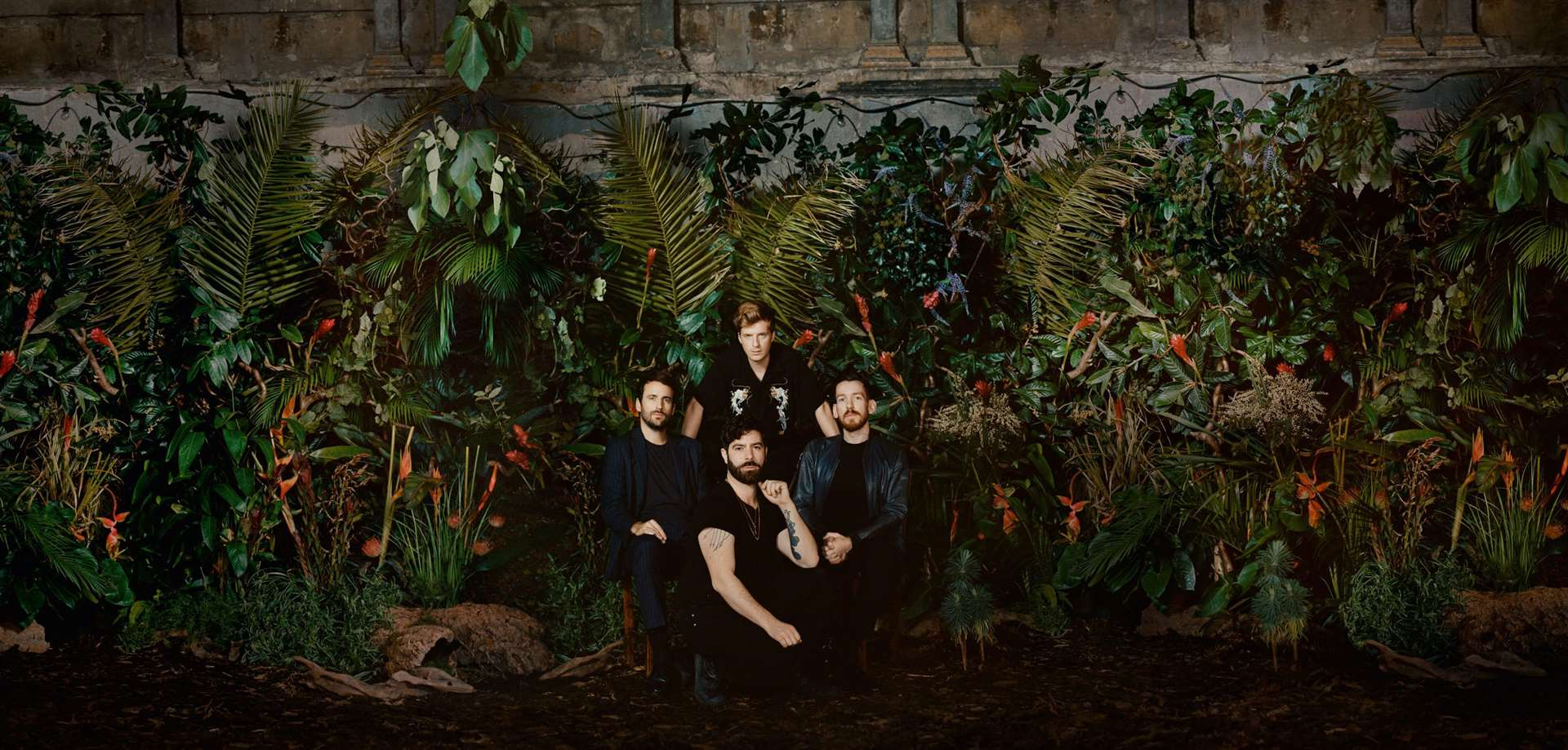 Foals are coming to Forest Live in Goudhurst