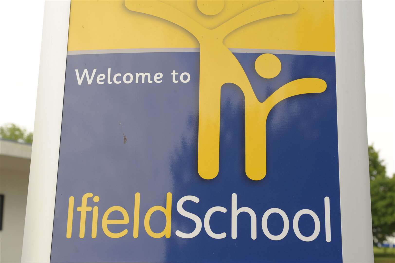Ifield School, in Cedar Avenue, Gravesend has had two confirmed cases of coronavirus