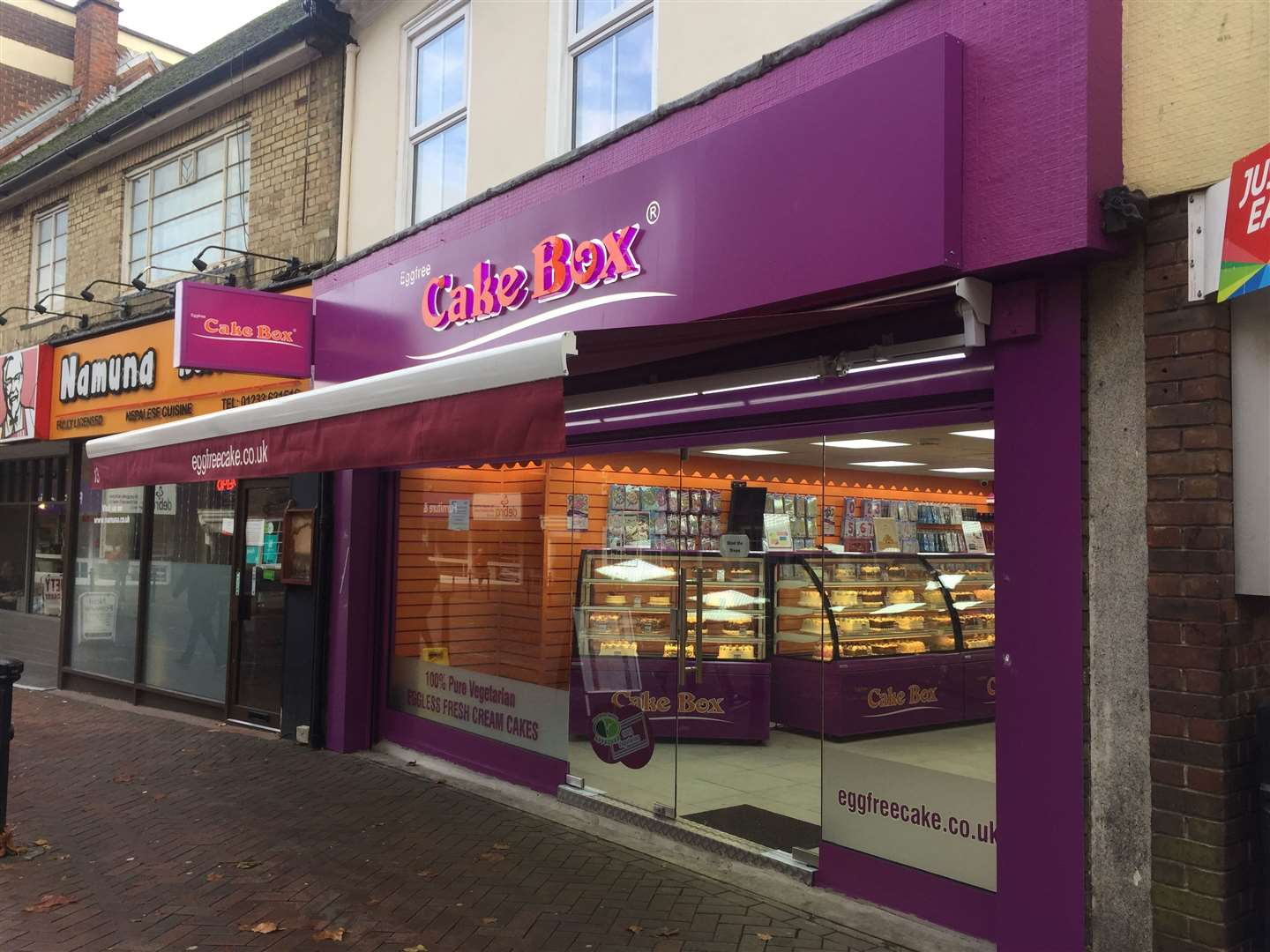 A new cake shop has opened in Ashford (20945621)