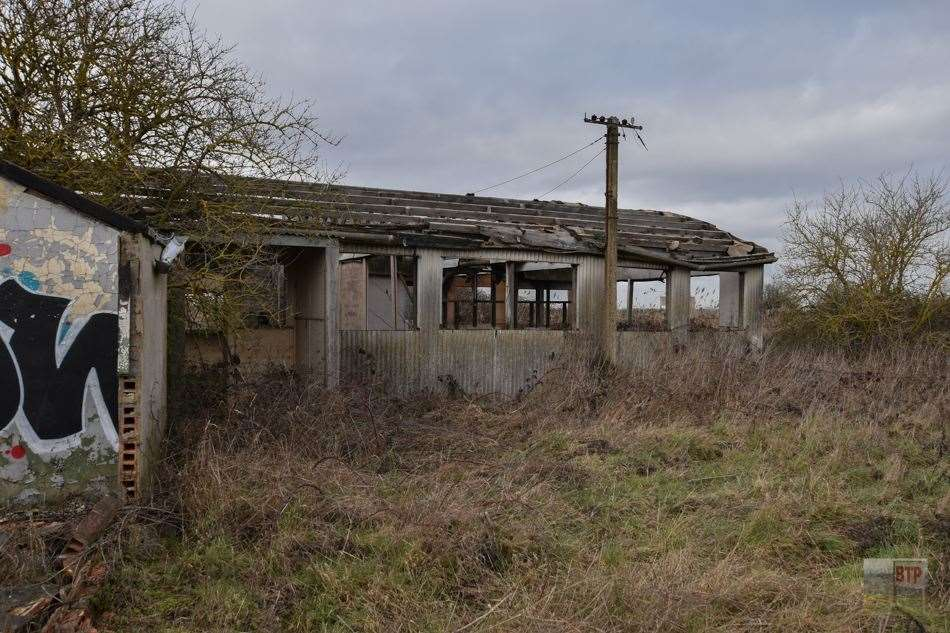 The future of the former Wells Fireworks Factory remains uncertain. Photo: Beyond The Point (20798566)