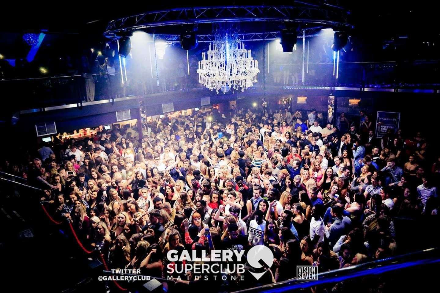 Maidstone's Gallery nightclub