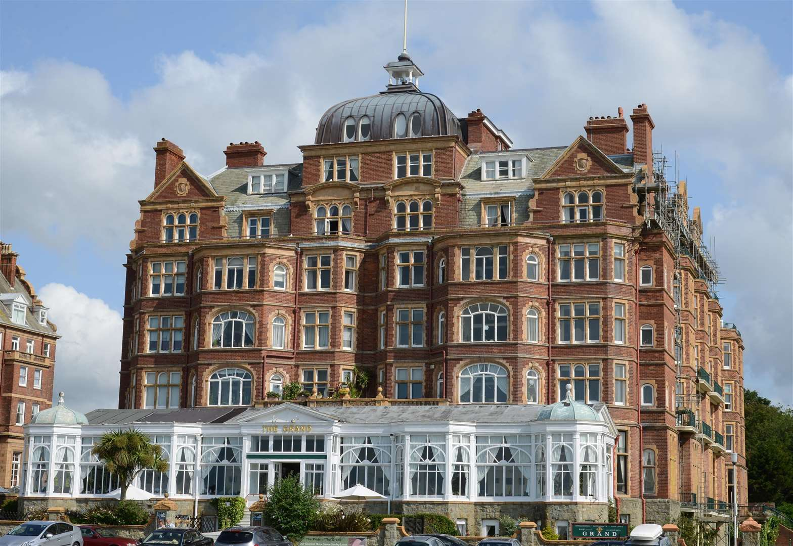 The Grand, which has changed hands after the previous directors were declared bankrupt