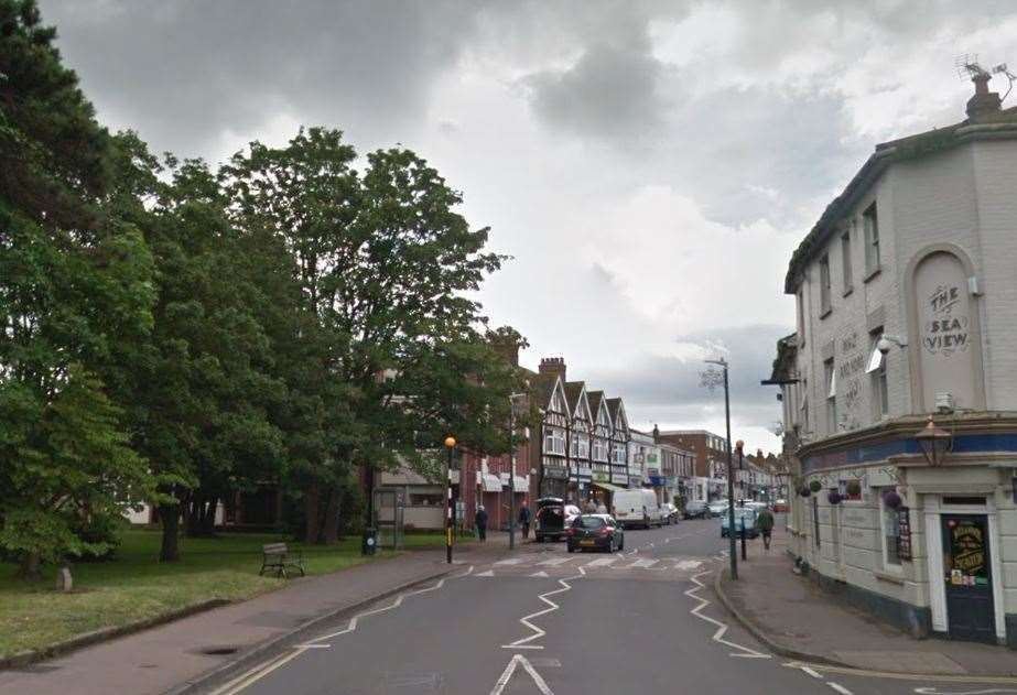 Station Road and Station Approach will be closed to traffic during the festivities. Picture credit: Google Street View.