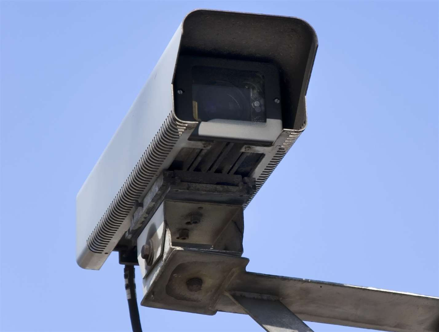 Stock picture of a CCTV camera