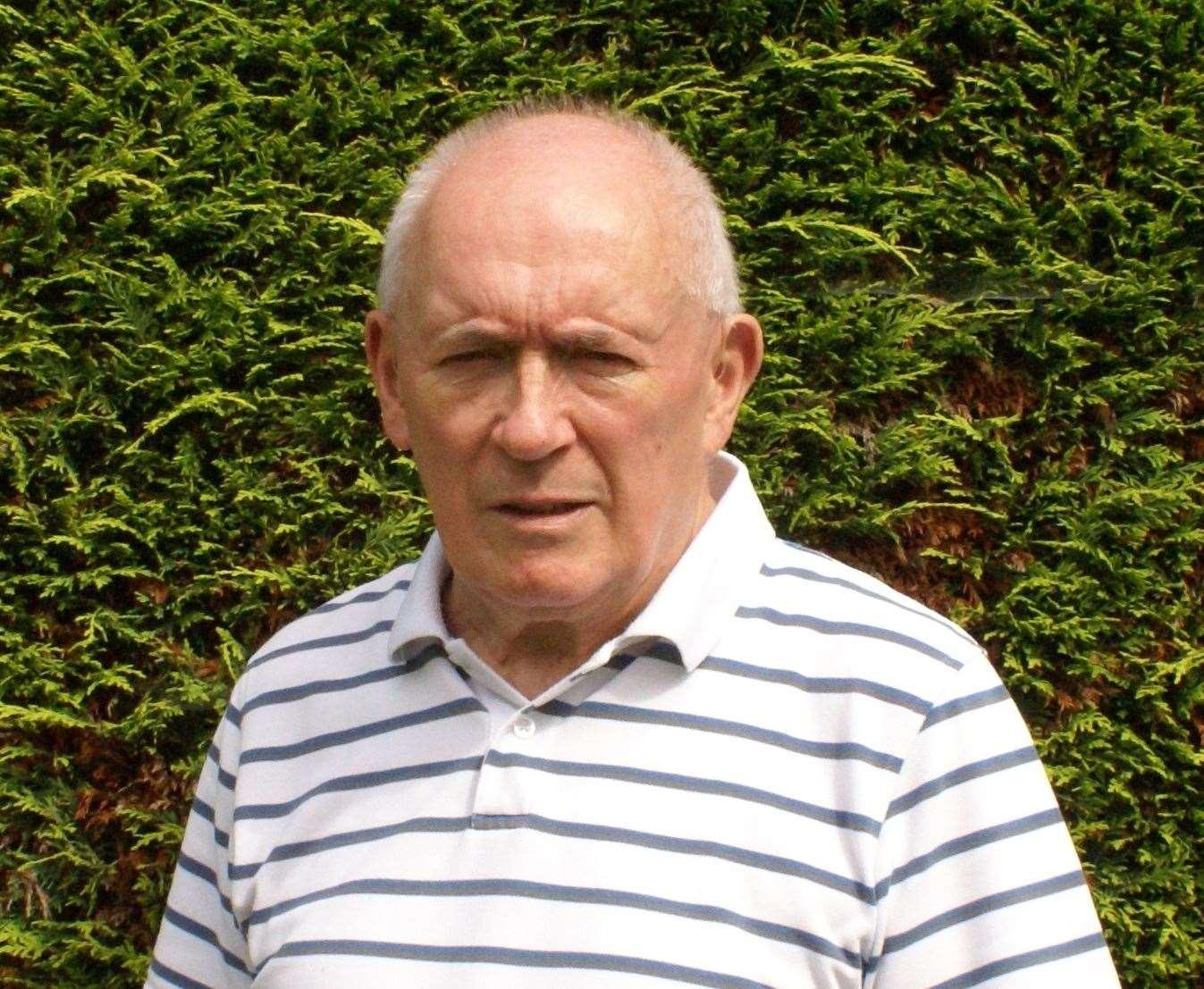 Robin Oakley from Staplehurst