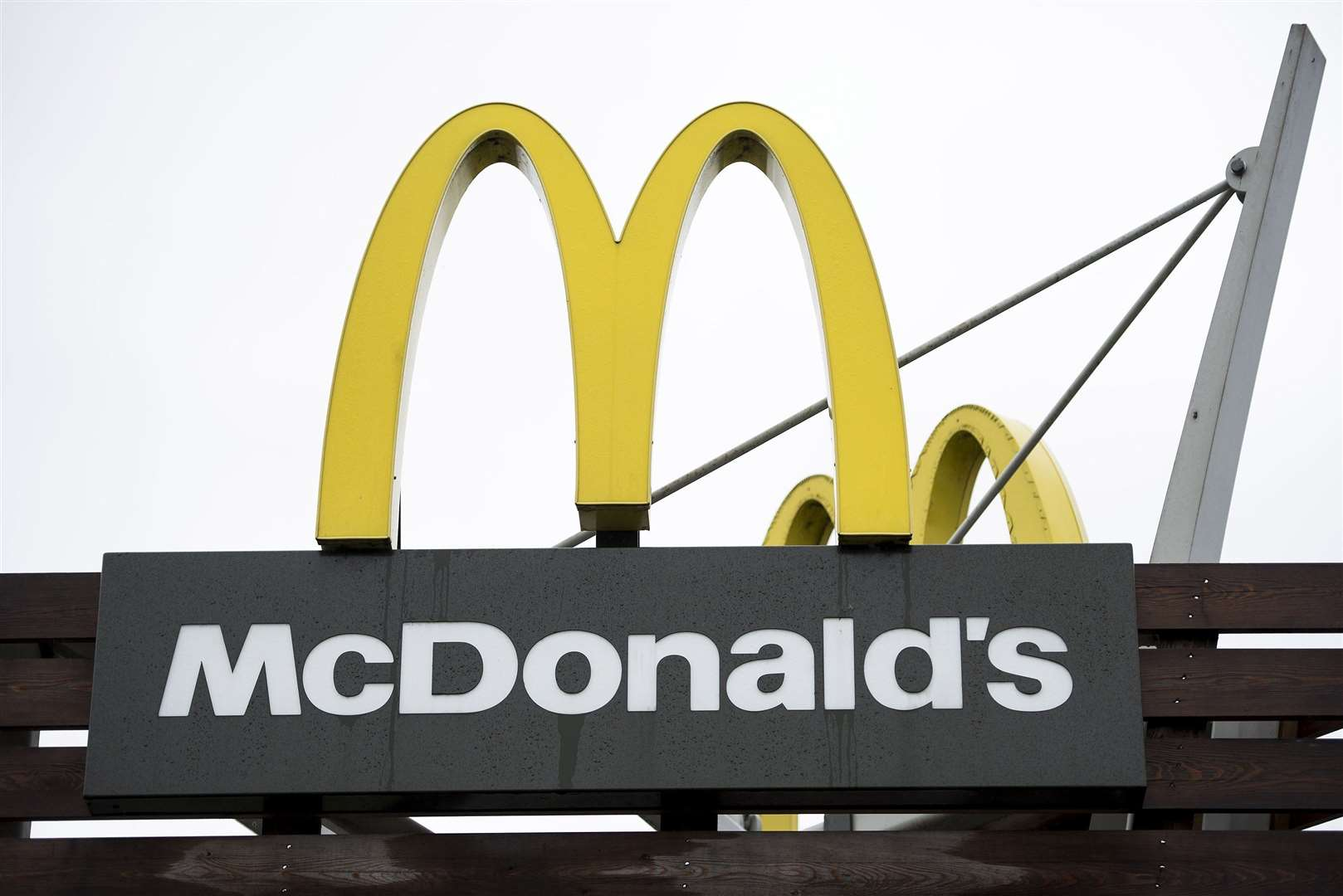McDonald's is returning to the ASDA store in Thames Way, Gravesend