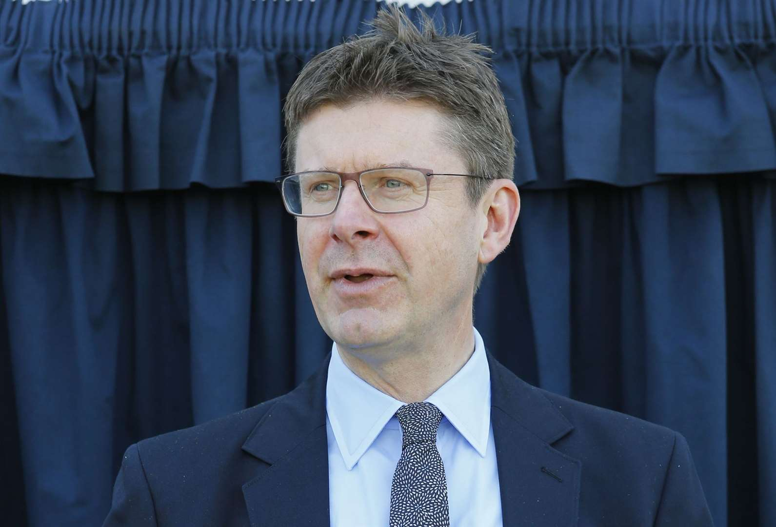 MP Greg Clark has defended his decision to abstain in a key Brexit vote