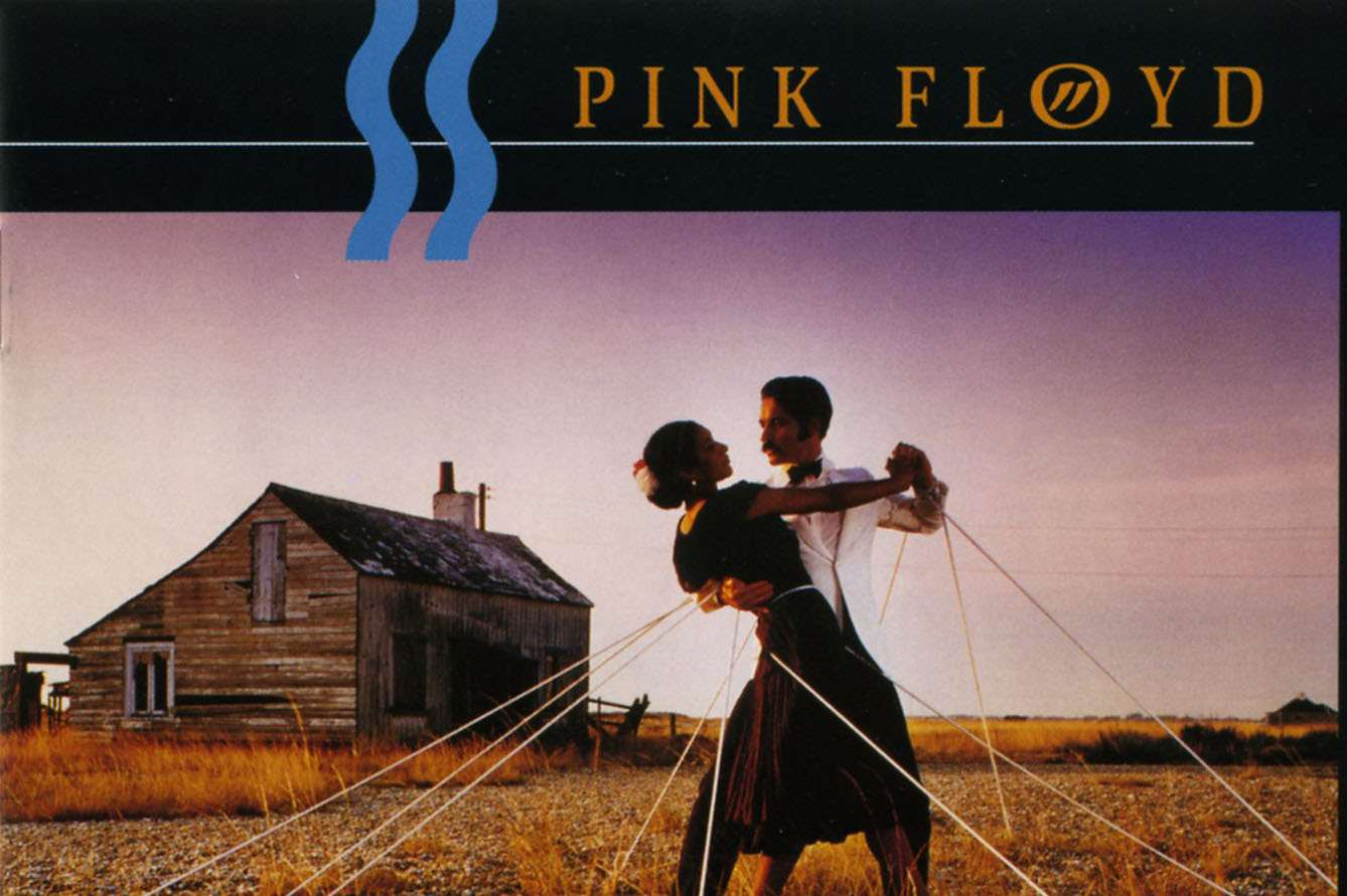 Cover for the Pink Floyd compilation album A Collection of Great Dance Songs.