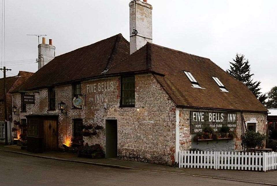 The Five Bells Inn in Brabourne will now be operated by The Pickled Egg Pub Company