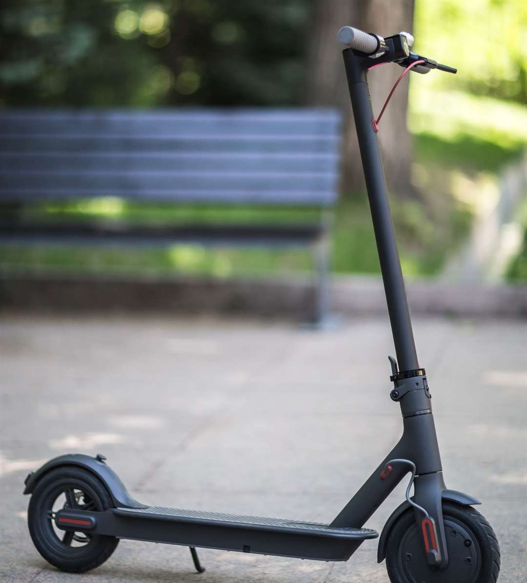 A stock image of an e scooter. Picture: iStock
