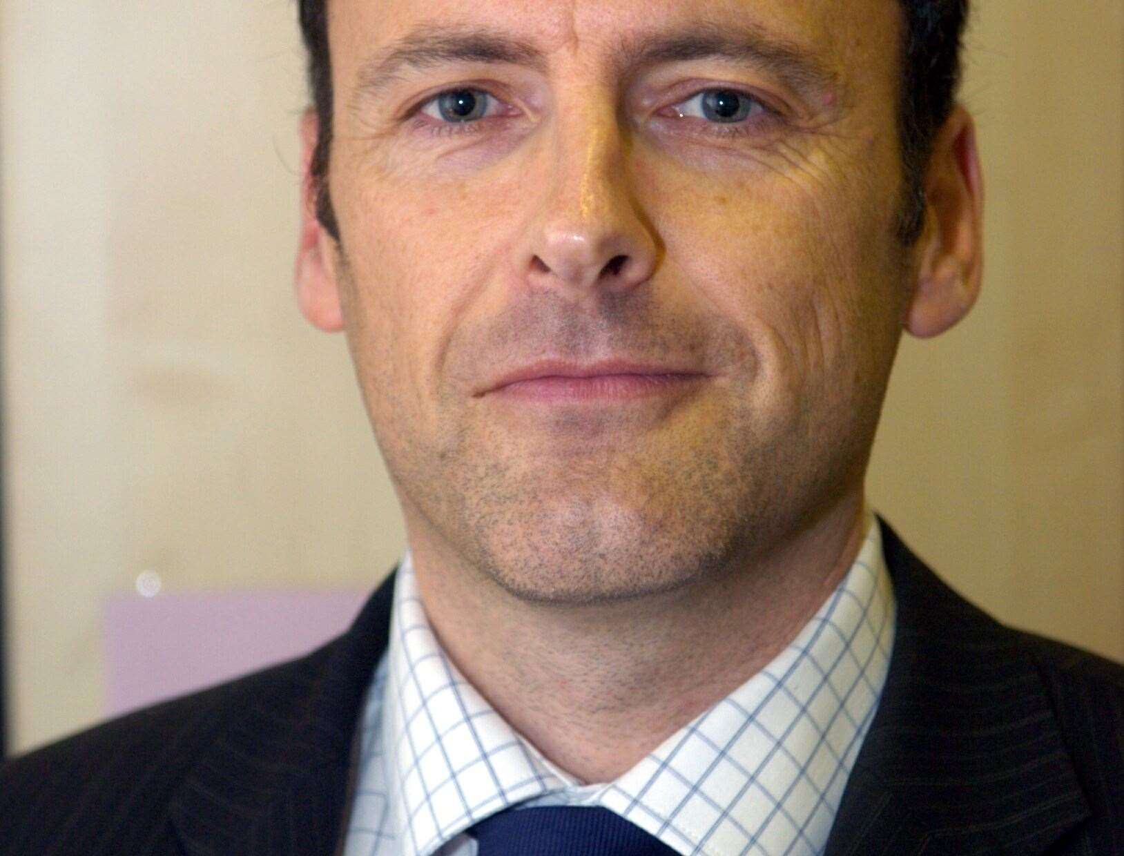 Maidstone Borough Council's head of planning Rob Jarman. Picture by Matthew Walker