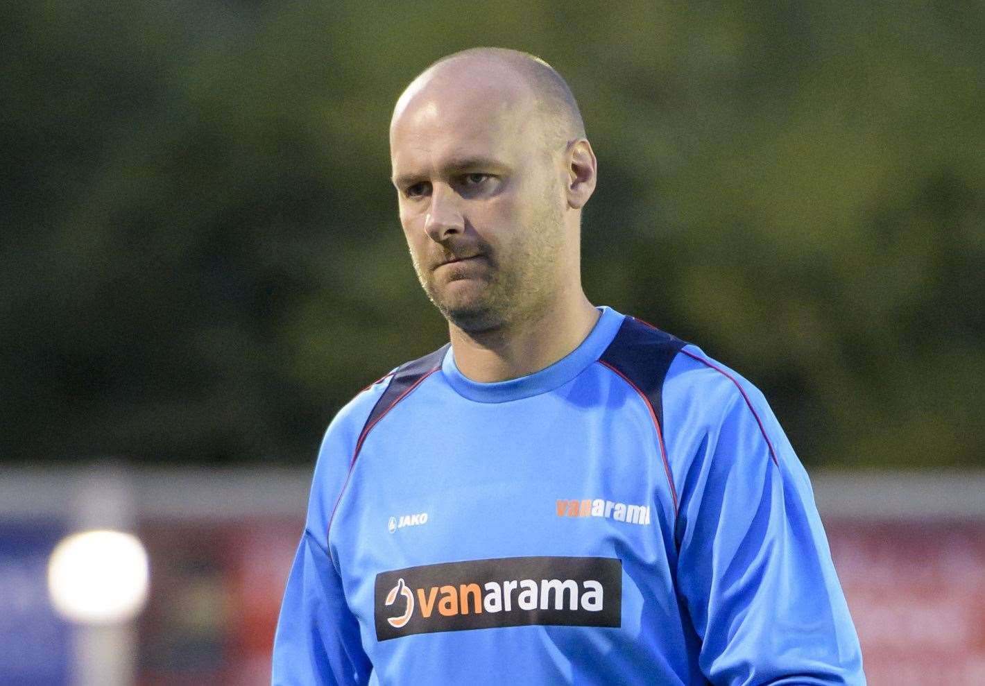 Steve Watt is the new Hythe manager. Picture: Andy Payton