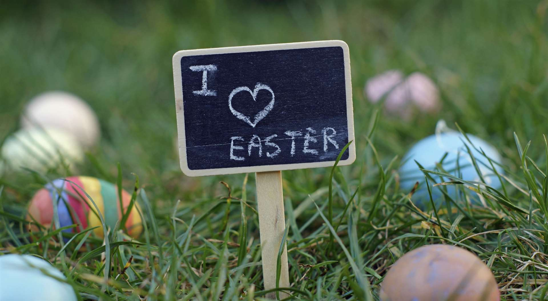 The long Easter weekend has lots going on