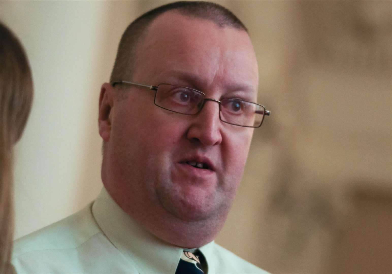 Christopher Spalding is suing the Ukip Rochester and Strood constituency branch over unpaid expenses