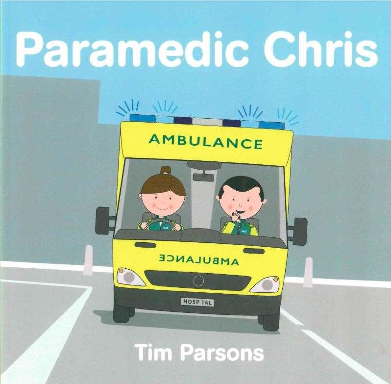 Paramedic Chris by Tim Parsons (14850199)