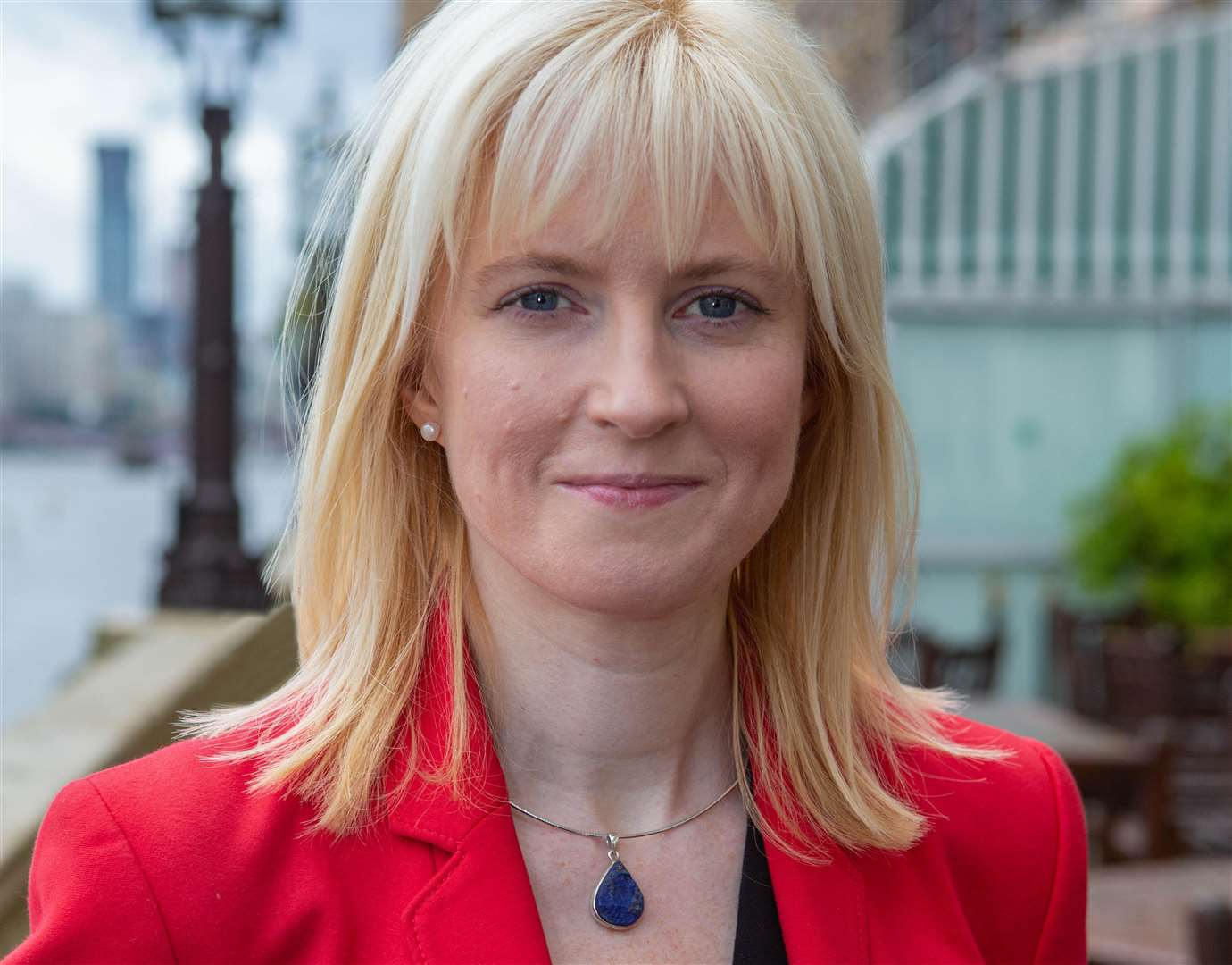 Labour parliamentary candidate for Canterbury and Whitstable, Rosie Duffield