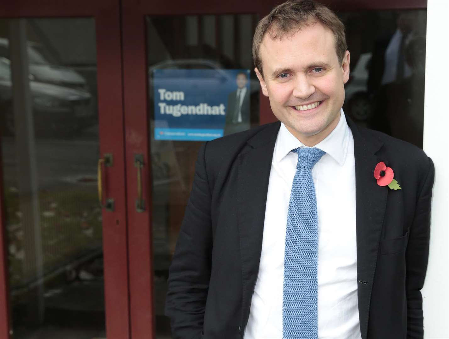 MP Tom Tugendhat