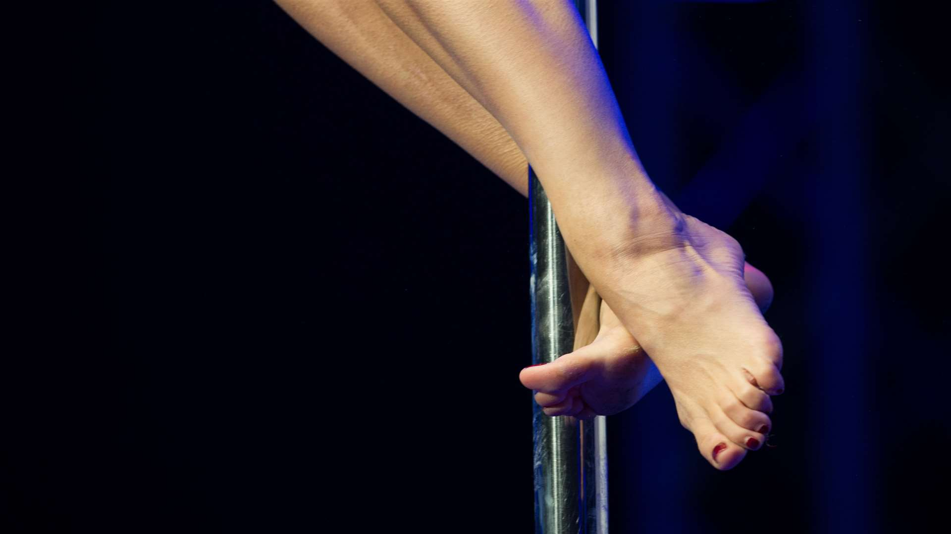 A campaign is underway to get pole exercise recognised as an Olympic sport. File picture: Harold Cunningham/Getty Images