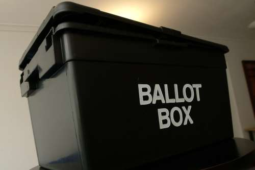 Voters go to the ballot box today to choose their county councillors