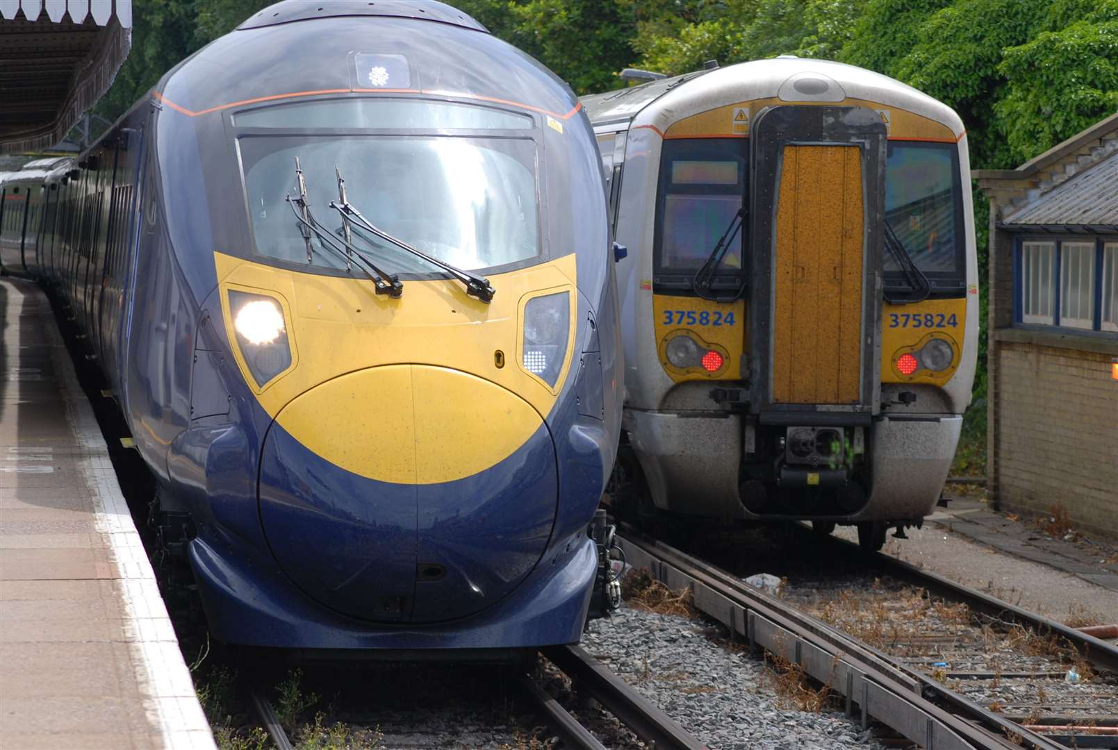 Southeastern will continue to run rail services in the county until April 2020