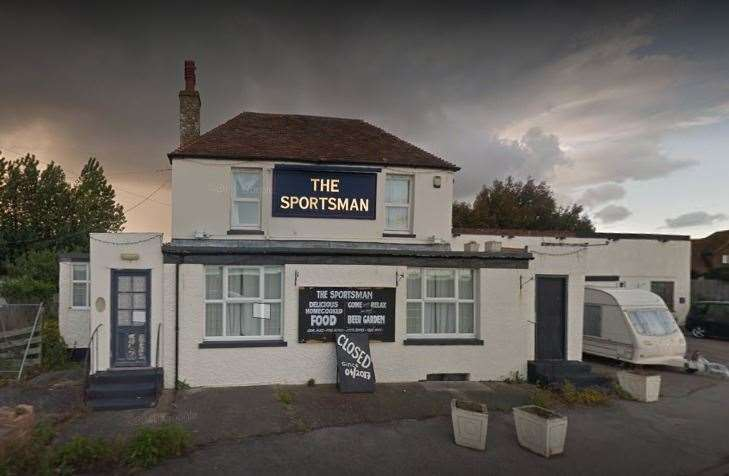 The Sportsman has been closed since 2017. Picture: Google Street View.