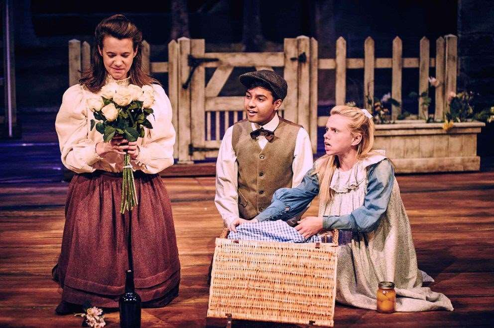 The Railway Children has been adapted for the stage