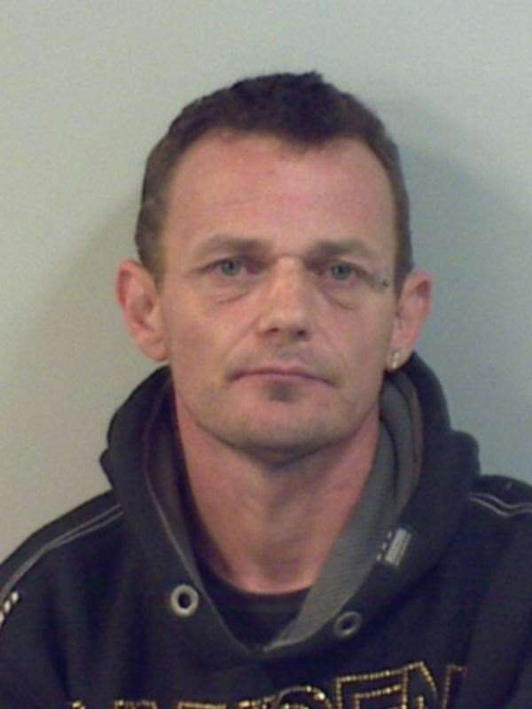 Terry Edwards, from Snodland, was jailed for four years in 2011