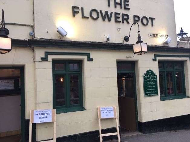 The Flower Pot, Maidstone