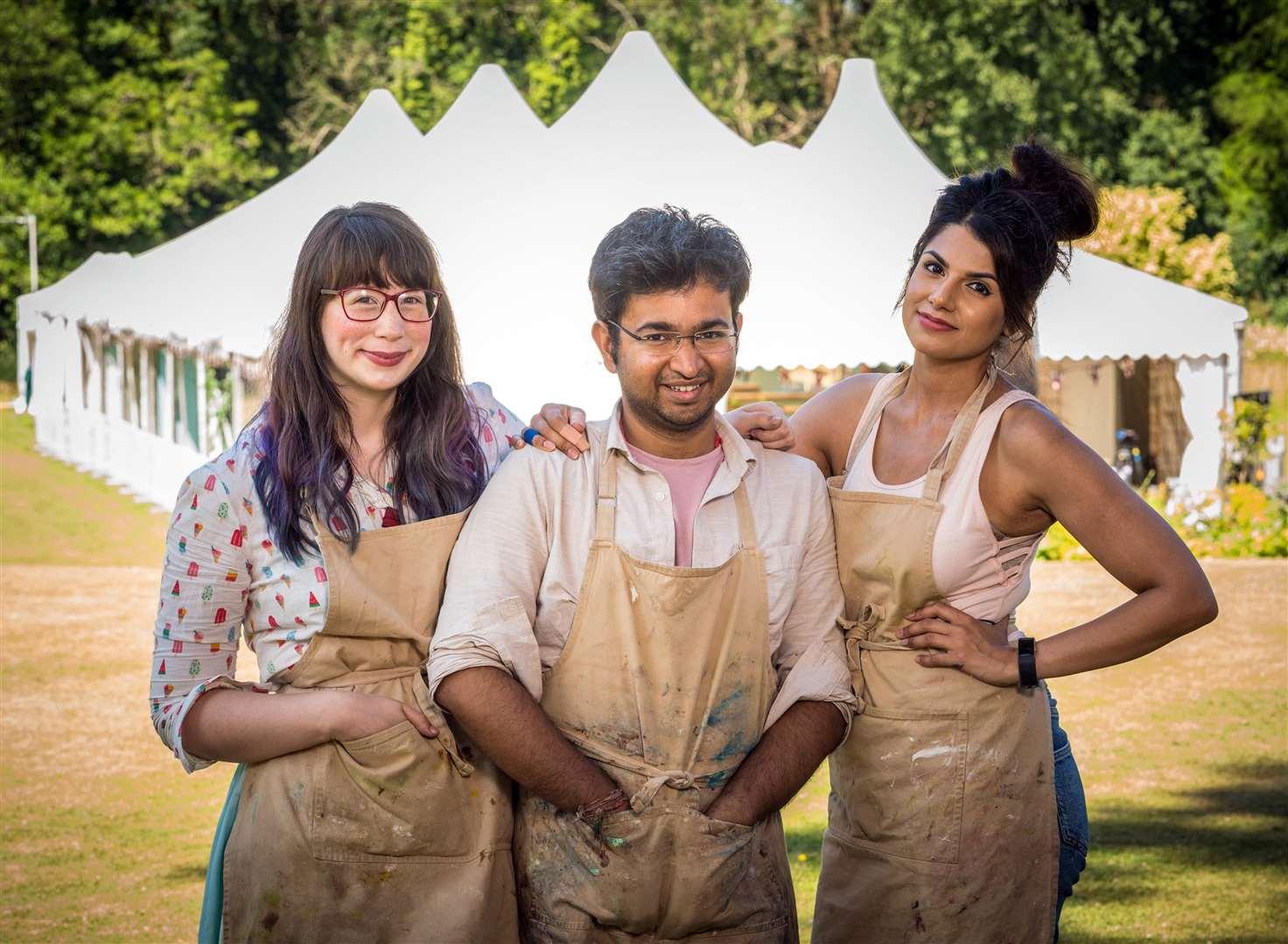 The Great British Bake Off finalist Kim-Joy Hewlett is ...
