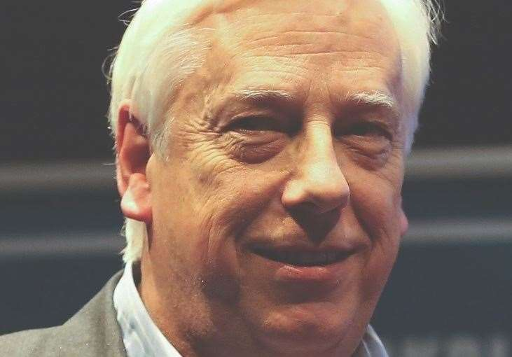 Dave Wilson consent à Canterbury & # 39;