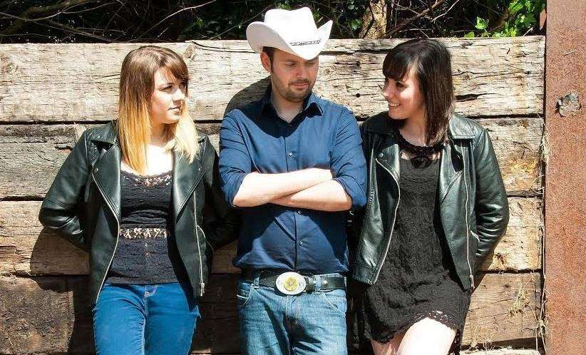 Orfila, from left, Abi, Matt and Louise
